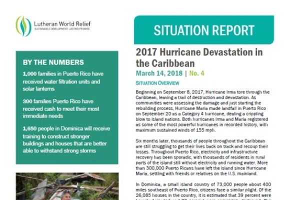 Hurricane Devastation in the Caribbean 4